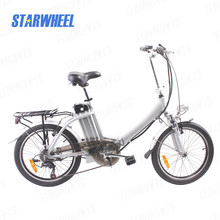 Most popular Chinese electric bike folding of Unisex cheap electric bicycle