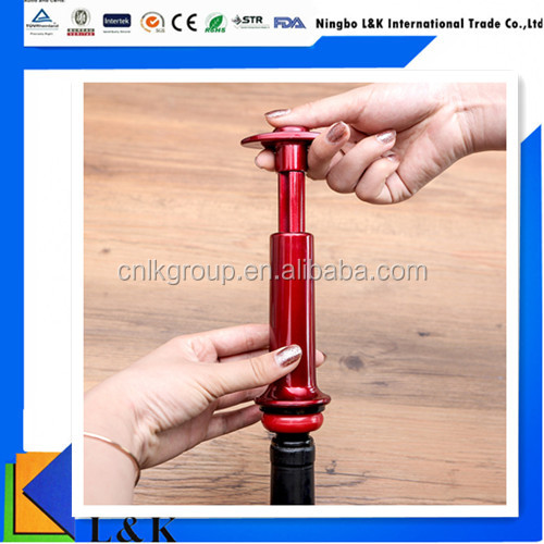 2017 High Quality Vacuum Wine Stopper With Cheap Price