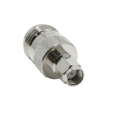 Factory Provide High Quality RF Connector RP SMA Male To N Female Adapter