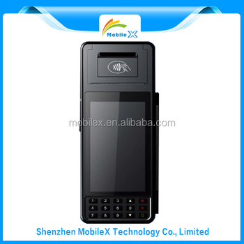 Android POS terminal,mobile payment device,handheld EFT POS (V3385)