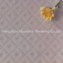 100%polyester yarn dyed plaid knitted fabric for mattress