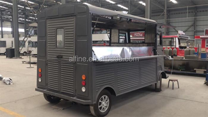 hot sale mobile electric hot dog cart