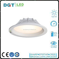 MQ-7517 high CRI SMD white round led downlight light