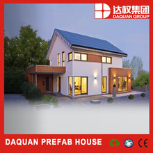 Architectural Design One Story Prefabricated Villa
