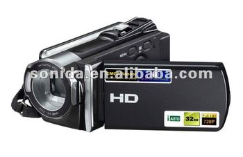 "HDV-604S 1080P 3.0"" LCD Display Output of best price digital cameras"