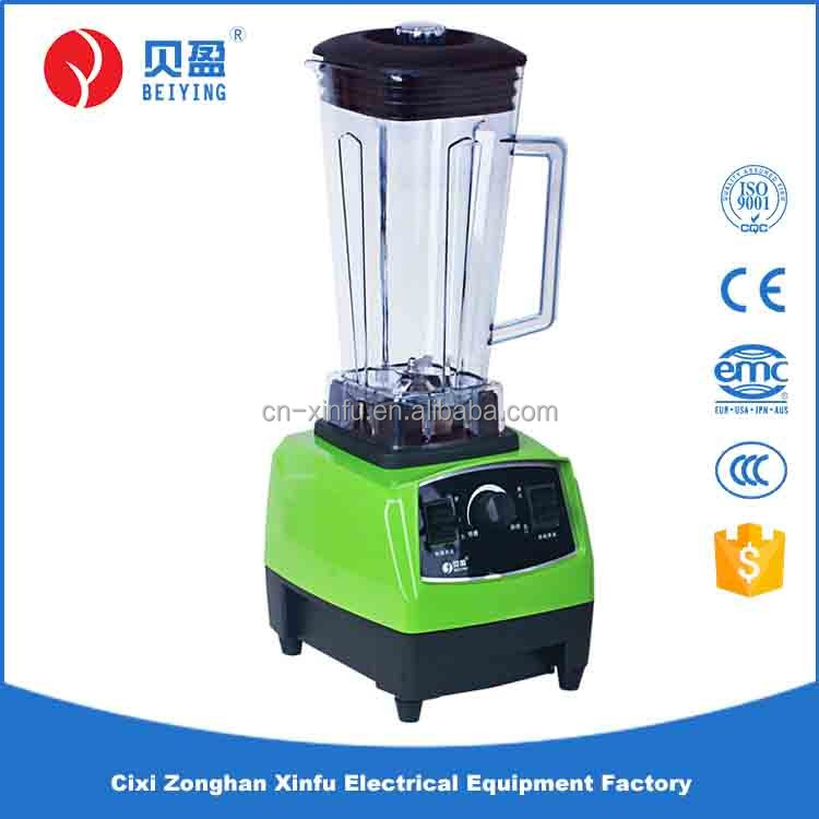 Security Stainless Steel 420 CE Best Stainless Steel Jar Ice Max Food Blender Electric