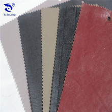 Factory pu leather stock lot for car seat and furniture