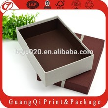 Wholesale decorative cardboard decorative paper storage boxes with lids