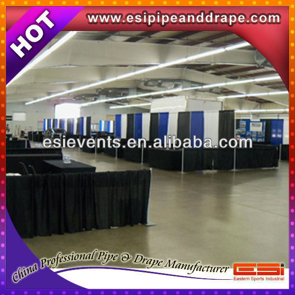 ESI cheap portable pop up 3x3 exhibition booth