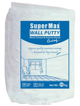 Plastic pp woven bag use for wall putty and cements