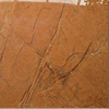 HS618GN orange polished faux marble floor tile
