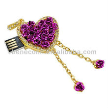 Valentine's Day Gifts Pendrive Jewery USB