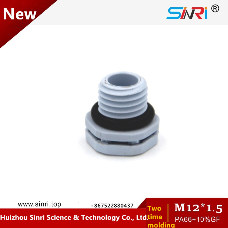 Sinri M12*1.5 Air Breather Vent valve for Telecommunication Systems