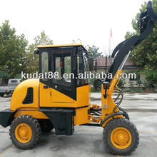 kudat brand new Hot sale ZL-08 china front end compact mini loader of agricultural equipment