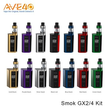Latest Smok GX2/4 Kit with Easy to Readable Screen from Ave40