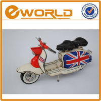 1968 LI150 SERIES 2,1:8-SCALE imitation wrought Vintage collection hand made metal decorative motorcycle toy