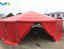 20x20 Wedding Party Circus Hexagon Tent Sale