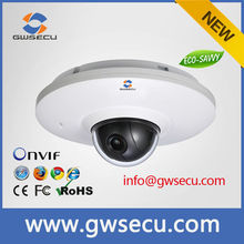 Dahua HD IP Mini Pan/Tilt Dome Camer, IP66 Waterproof, IK10 vandalproof
