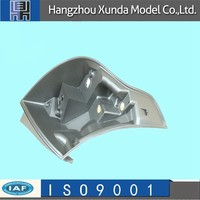 hot selling car parts rapid prootype by cnc machine
