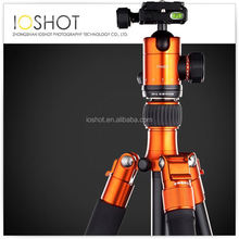 Aluminum Professional Dual Tripod For Projector Photo