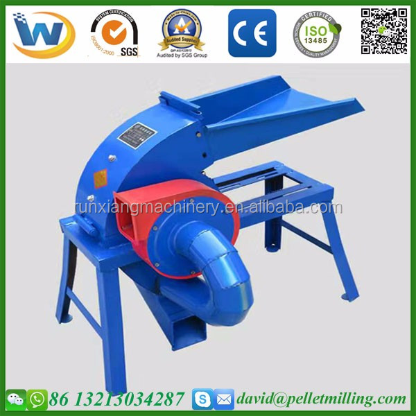 New Stainless steel hammer mill with diesel engine