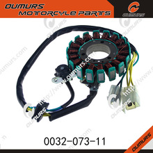 for bike SUZUKI GN125 OUMURS rotor and stator
