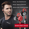 Metal Earbud Magnetic Attraction Wireless Sport