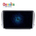 Dasaita 10.2''Android 6.0 Car GPS for Peugeot 208 2008 with octa core 2G RAM auto multimedia Stereo SAT nav Wifi
