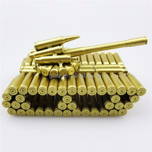 Custom arts craft bullet casings cheap metal tank model