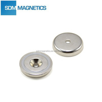 10 Years Experience Strong Magnetic 5mm Pot Magnet