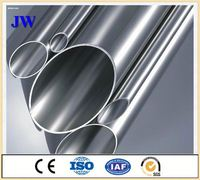 High Quality 2016 Cheap Prices wuxi hairline 316 welded stainless steel pipe/tubes per kg price