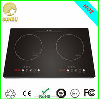 Stainless Steel Housing Material and CB,CE,EMC,GS,RoHS induction cooker control circuit vs infrared cooker