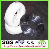 Best selling black iron /black annealed soft wire to India