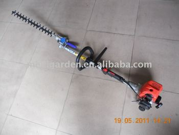 Mitsubishi TU26 long pole hedge trimmer/ gasoling hedge trimmer/garden machine