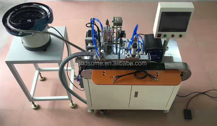 Automatic machine high speed high precision automatic tin soldering machine for make USB