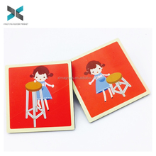 High Quality Die-cut EVA Fridge Magnet for Cartoon with Customized Design