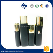 Royal unique design glass cosmetic lotion bottles for skincare