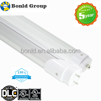 UL DLC led tube light4ft 120cm 1200mm 16w led tube light 4ft 2835smd t8 led tube light 18w
