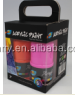 4 Colors Non-toxic Acrylic Paint (120ml) for kids' drawing