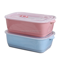 elegance high life ceramics food box/food container/porcelain lunch box