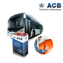 ACB car refinishing paint automotive painter car clear coat