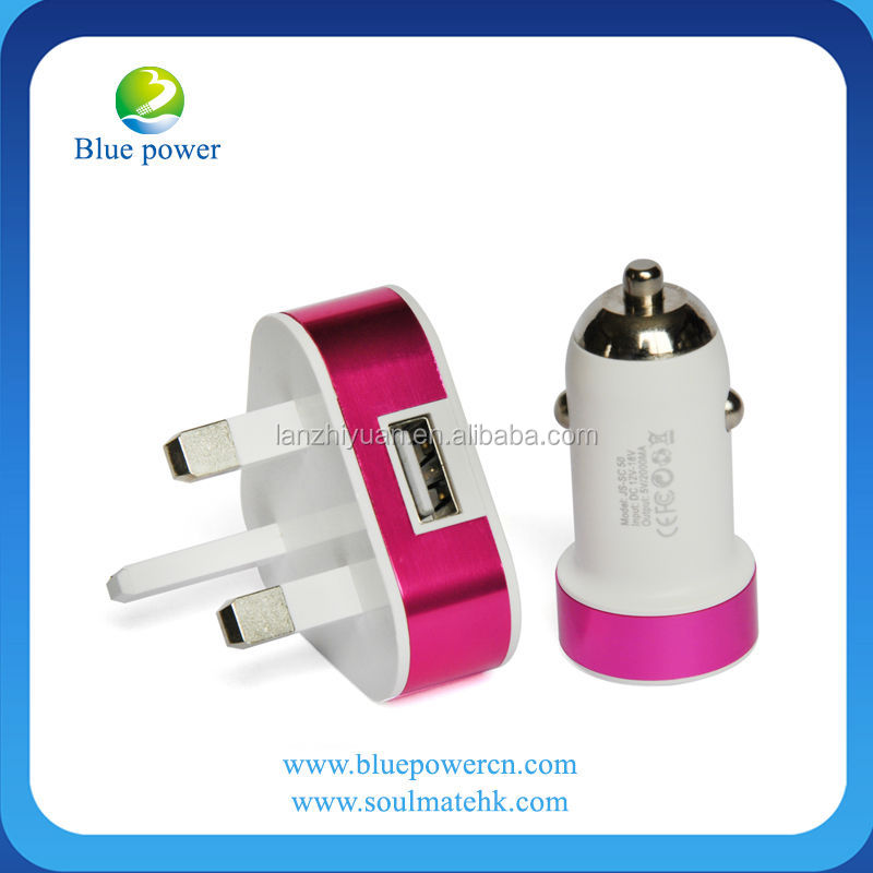 USB Power Adapter Wall Charger For Apple iPhone 4 4G UK charger