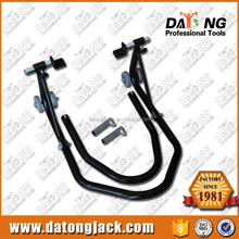 High Quality Adjustable Motorcycle Front&Rear Paddock lift Stand