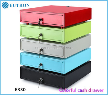 Android mate colorful cash drawer, POS cash box