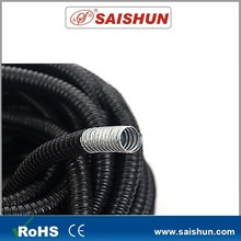 CE waterproof saishun metal hose corrugated flexible conduit