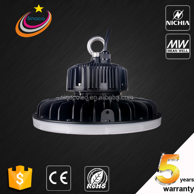Industrial/warehouse Lighting Cob/smd Led High Bay E27 200w Lights
