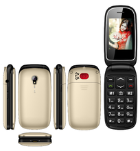 Senior phone from Chinese supplier 2.4inch LCD SOS urgent key included cell phone