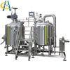 3BBL food grade stainless steel mini small beer brewery brewing equipment