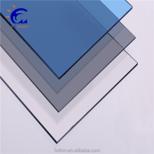 Hangmei scratch resistant hard coated clear/transparent polycarbonate/pc solid sheet