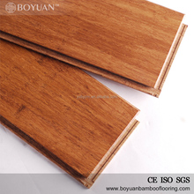 BY anti-mould click carbonized strand woven solid bamboo flooring